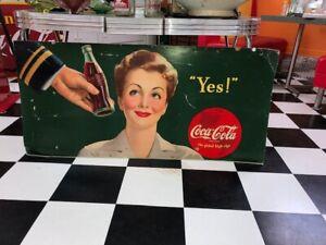1944 carton The Global High Sign   coke coca cola