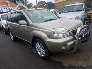 2002 Nissan X-Trail T30 ST (4x4) Gold 4 Speed Automatic Wagon Campbelltown Campbelltown Area Preview