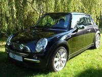 2004 Mini Hatchback 1.6 Cooper 3dr 3 door Hatchback