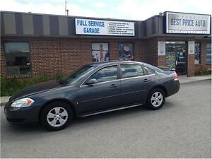 2009 CHEVROLET IMPALA SOLD SOLD