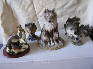 Wolfs Set of 4 London Ontario image 1