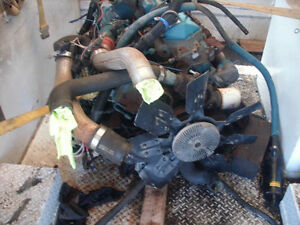 IHC 444E or 7.3 Ford Powerstroke ENGINE ONLY