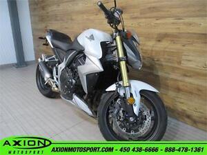 2013 Honda CB1000R 43.08$ par semaine