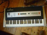 farfisa pro piano