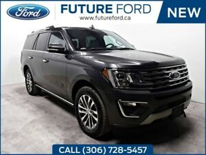 2018 Ford Expedition Limited 2ND ROW CAPTAIN CHAIRS|BLIND SPOT I