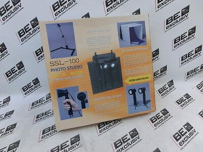 Photo Studio in a Box Bag Foto SSL-100 Fotobox mit Beleuchtung Fotostudio Tisch ()