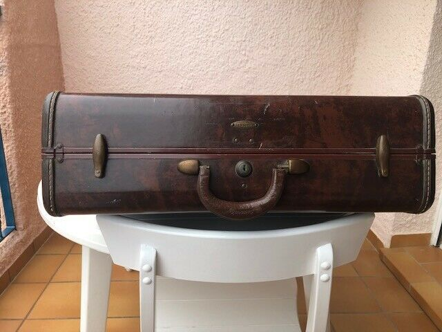 Valise samsonite detroit vintage