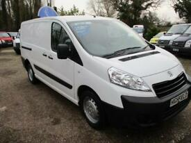 2014 Peugeot Expert 1.6HDi 70000 MILES GUARANTEED NO VAT LWB