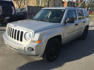 2009 Jeep Patriot Sport 4X4