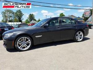 Bmw 750i Xdrive 2012, Bas Km, M Package 1 Proprio, Full Garantie