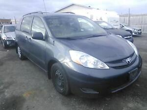 03 04 05 06 TOYOTA SIENNA PARTS