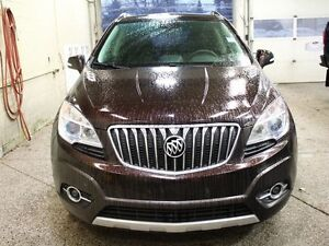 2016 Buick ENCORE AWD LOADED LOW KM FINANCE AVAILABLE