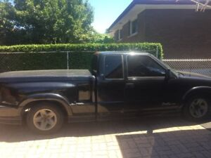2003 Chevy S10 Extreme, Black for sale