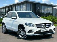 2018 Mercedes-Benz GLC Glc 250D 4Matic Amg Line 5Dr 9G-Tronic Auto Estate Diesel