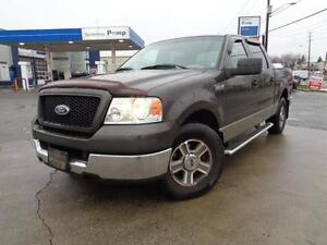 2005 Ford F-150 XLT, LOADED, CREW CAB! 416-742-5464