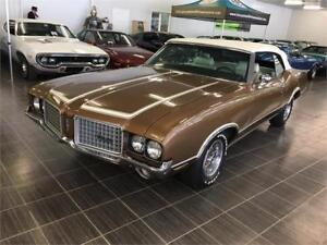Oldsmobile Cutlass Supreme 1972