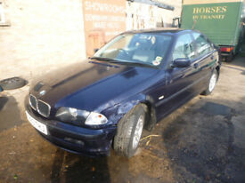 BMW 316i 5dr - X883THJ - DIRECT FROM INS CO