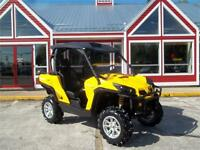 2014 CAN AM COMMANDER XT Moncton New Brunswick Preview