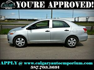 2008 Toyota Yaris $99 DOWN EVERYONE APPROVED