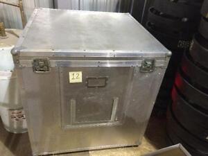 Caisse de transport entreposage pour objets fragile - Storage, transport or shipping cases