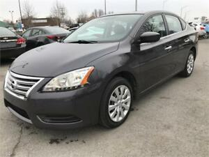 2013 Nissan Sentra *58,000KM* A/C AUTOMATIQUE CRUISE BLUETOOTH