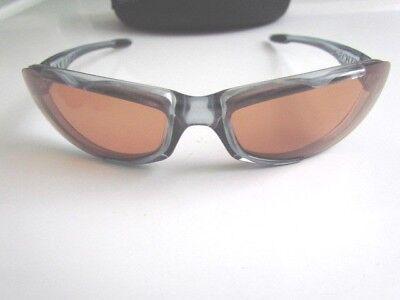 Smith Optics Sunglasses Crystal Fuel with 1 sets of removable (Sunglasses With Removable Lenses)