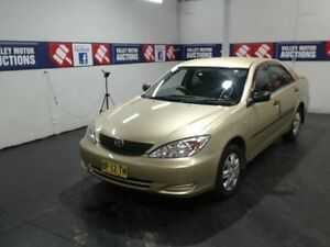 2003 Toyota Camry ACV36R Altise Gold 4 Speed Automatic Sedan Cardiff Lake Macquarie Area Preview
