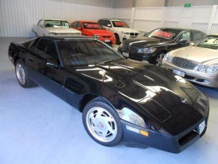 1988 Chevrolet Corvette Black Manual Coupe Ingle Farm Salisbury Area Preview