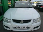 2006 Holden Commodore VZ MY06 Executive White 4 Speed Automatic Sedan Nailsworth Prospect Area Preview