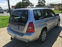 2005 Subaru Forester MY05 XS Luxury 4 Speed Automatic Wagon Brooklyn Brimbank Area Preview