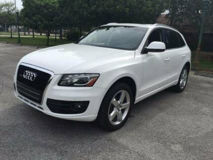 2009 Audi Q5 for wrecking