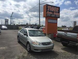 2003 Toyota Corolla CE***AUTO***ONLY 119 KMS***