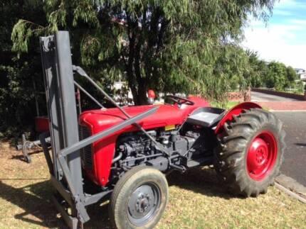 Massey Ferguson 35 Perkins 3 Cylinder Diesel Tractor Encounter Bay Victor Harbor Area Preview