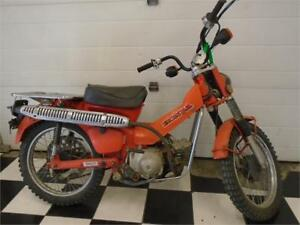 1980 Honda CT-110