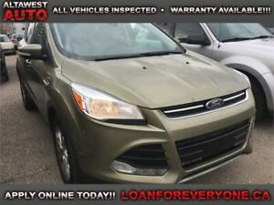 2013 Ford Escape SEL 4WD SUV with AMAZING SUNROOF