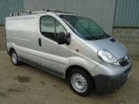 Vauxhall Vivaro 2700 2.0 CDTi van 2013 13 reg