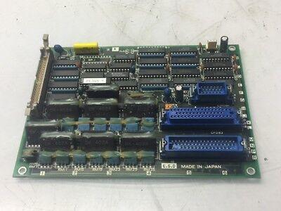 Mitsubishi PC Board, MC231C, BN624A780G51, Used, Warranty