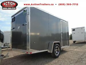 IN STOCK SPECIAL - 6X12 NEO - MULTI USE CARGO TRAILER!! London Ontario image 1