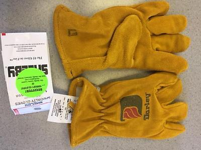 Shelby Darley Firefighting Gold Gloves Nfpa New Size Xl