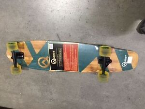 ~Brand new~ Quest Skateboards Super Cruiser Longboard board aaaa
