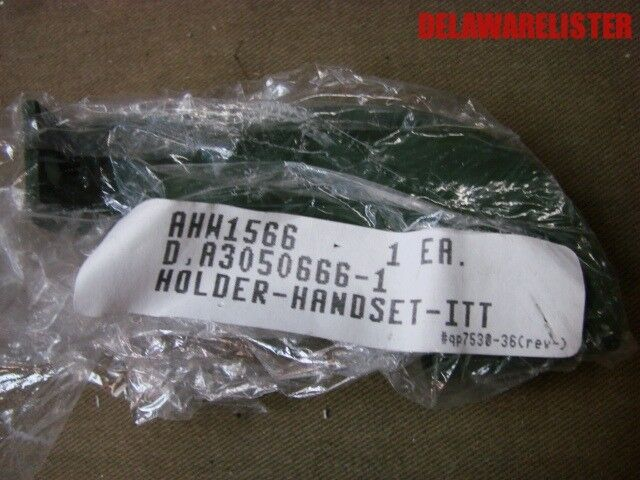 RT-1523A Military Radio Front Panel Assembly Channel Switch Part # A3131744