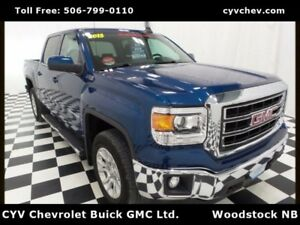 2015 GMC Sierra 1500 SLE Crew Cab Kodiak Package - Power Seat, 5