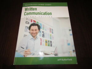 WRITTEN COMMUNICATION: ILLUSTRATED COURSE GUIDES