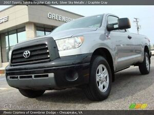 2007 Toyota Tundra Camionnette 2 x 4