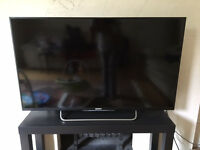 "Used Sony Bravia KDL42W7 LED HD 1080p Smart TV, 42"" with Freeview HD, Black for sale"