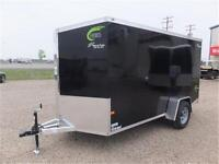 Jr's ALL ALUMINUM Cargo by NEO Trailers at WTA