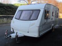 Ace Jubilee Five Berth Touring Caravan