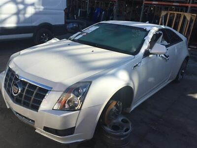 Rear Reinforcement Bar Coupe Fits 2013 Cadillac CTS OEM