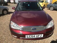 AUTOMATIC FORD MONDEO GHIA X LOW MILEAGE TOP SPEC LEATHER INTERIOR MOT TILL FEBRUARY 2019