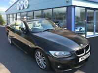 2012 BMW 3 SERIES 320d M Sport 2dr Step Auto